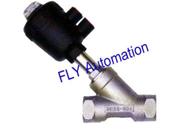 "PA Actuator 1"" 2000 178674,186488 Threaded Port 2/2 Way Angle Seat Valve"