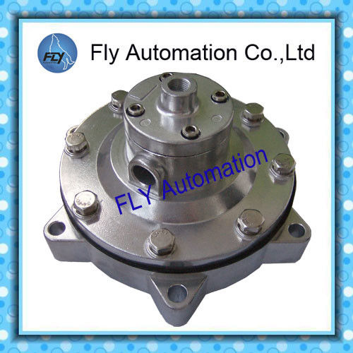 Goyen RCA50MM Air Remote Control Diecast Aluminium Pulse Jet Valves For Dust Collector