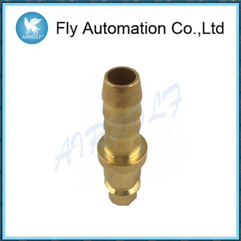 22sf Series Pneumatic Tube Fittings Copper Abutment Joint 10mm Connection