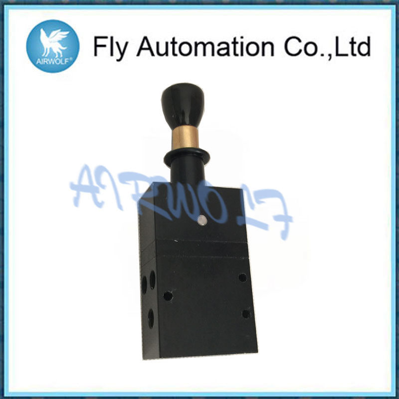 2070120751 Aluminium Simply Operating Aluminum Alloy  Hand Dial Mechanical valve