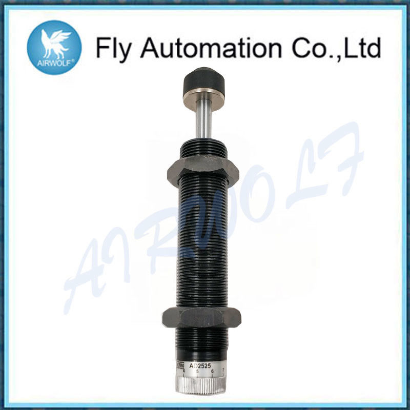 AD Series Airtac Shock Absorber Buffering / Air Cylinder Shock Absorber AD2525