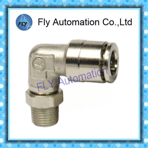 90 degree right angle can be rotated Pneumatic Tube Fittings PL series
