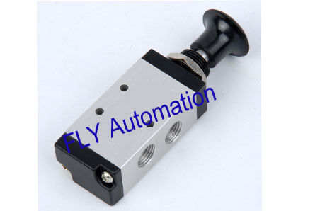 3/2 way Hand Push Pull Pneumatic Valve,3R110-06,3R210-06,08.3R310-08,10.3R410-15