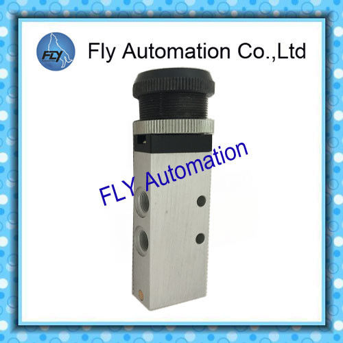 0.9 - 10bar Pneumatic Mechanical Valve G1/8 and G1/4 Mechanical valve