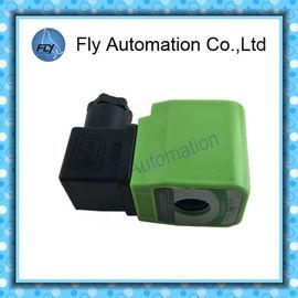 Trung Quốc Φ13.5mm DMF Loại mới cho BFEC Pulse Jet Valve Màu xanh lá cây điện Bắt đầu Coil Và Clips nhà phân phối